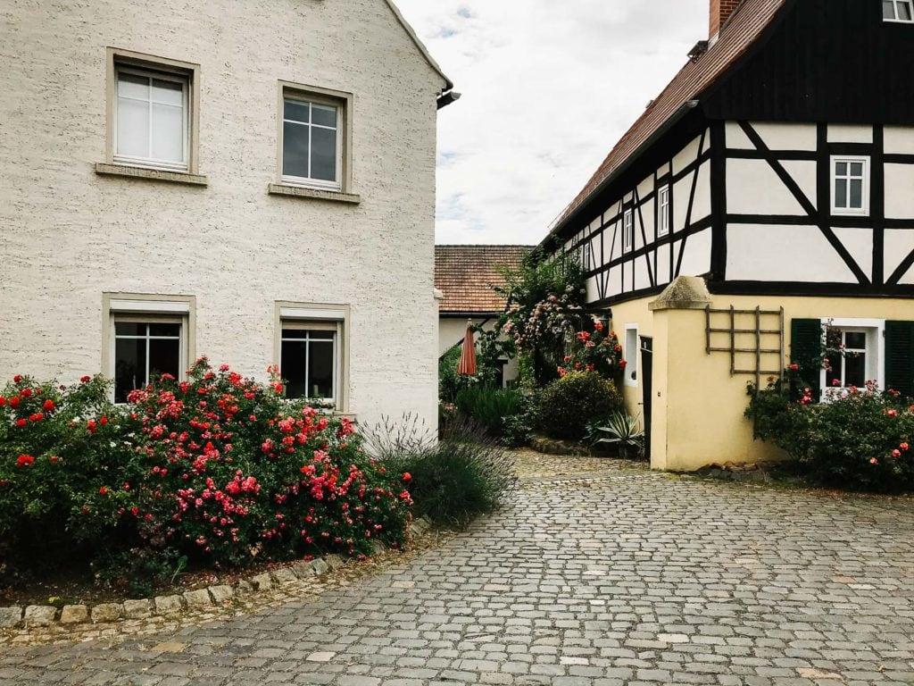Leipziger Land Rittergut Koessern Ausflug